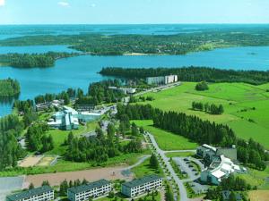 Le terme di Ikaalinen è il polo termale più grande della Scandinavia
