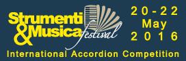 Strumenti&Musica Festival 2016