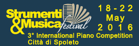 International Piano Competition 2016
