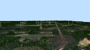 Il parco dei Mulini a vento, importante fonte di energia rinnovabile